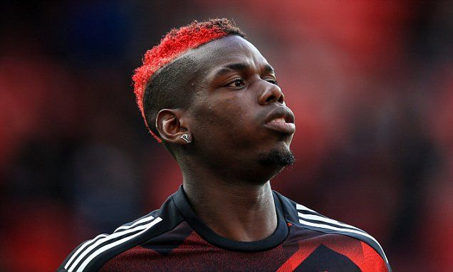Garth Crooks slams Man United star Paul Pogba's red hair
