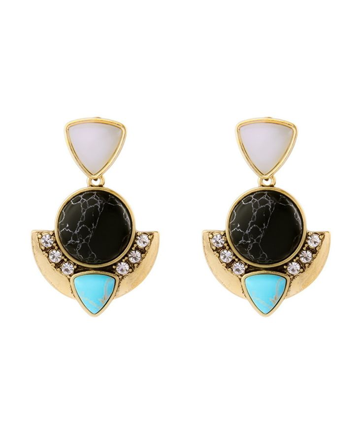 Fashion Jewelry : Corsica Earrings