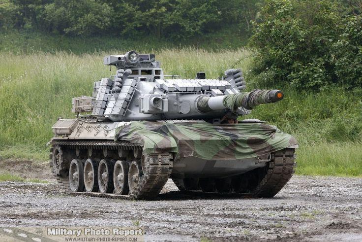 Les véhicules et blindés de l'armée de Terre . - Portail