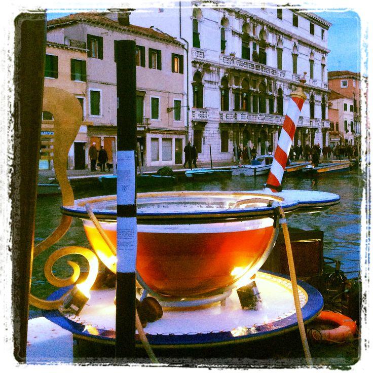 A wonderful cup of coffee - by Nu'Art www.nuart.it