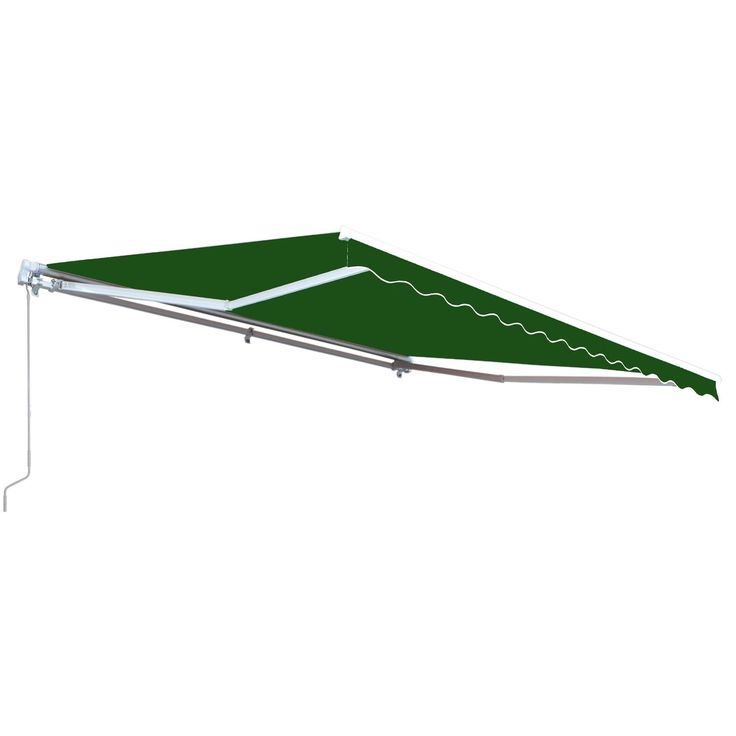 ALEKO awnings are the first choice of most home owners who choose a manually-operated awning model, because of our low cost. It extends out a full 10 feet from your house, giving you up to 120 square feet more coverage and protection! This model requires no electricity. It opens and closes easily in less than a minute, using a simple hand crank that operates smoothly and quietly. It features suppo * Visit the image link more details.
