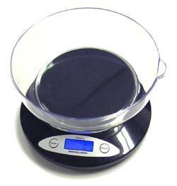 Weighmax Electronic Kitchen Scale and Bowl Only $12.83! (lowest price)