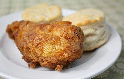 No-Fail Fried Chicken