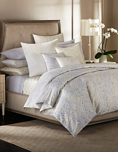 arriving now at the bay the new barbara barry bedding collection chic and romantic - Barbara Barry Bedding
