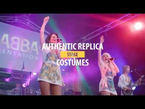Sensation ABBA Tribute Band 2017 (covers). This show is available fully self-contained with lights and PA. This is one of UK's premier Abba tribute Acts in the UK, bringing the authentic sound of Abba back to life!