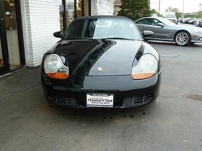 Used Porsche Boxster S