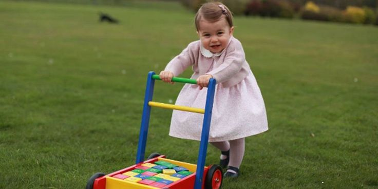The tot has caused baby clothing sales to skyrocket in just one year. 