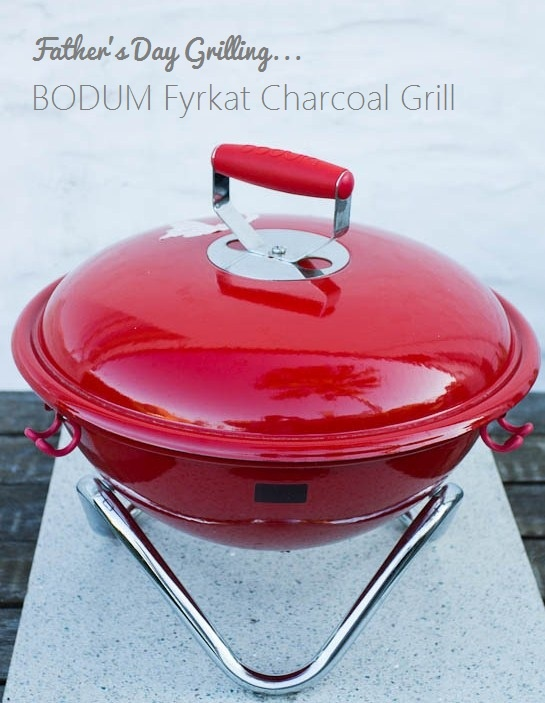 Charcoal Grill... OOH Yeah!
