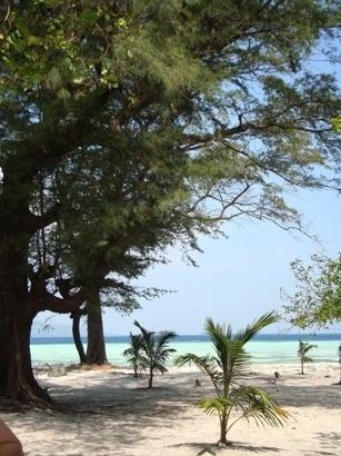 Cemara Kecil island, Karimun Jawa Indonesia