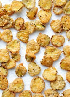 how to fry pickles This recipe for Fried Pickles makes a perfectly pleasing…