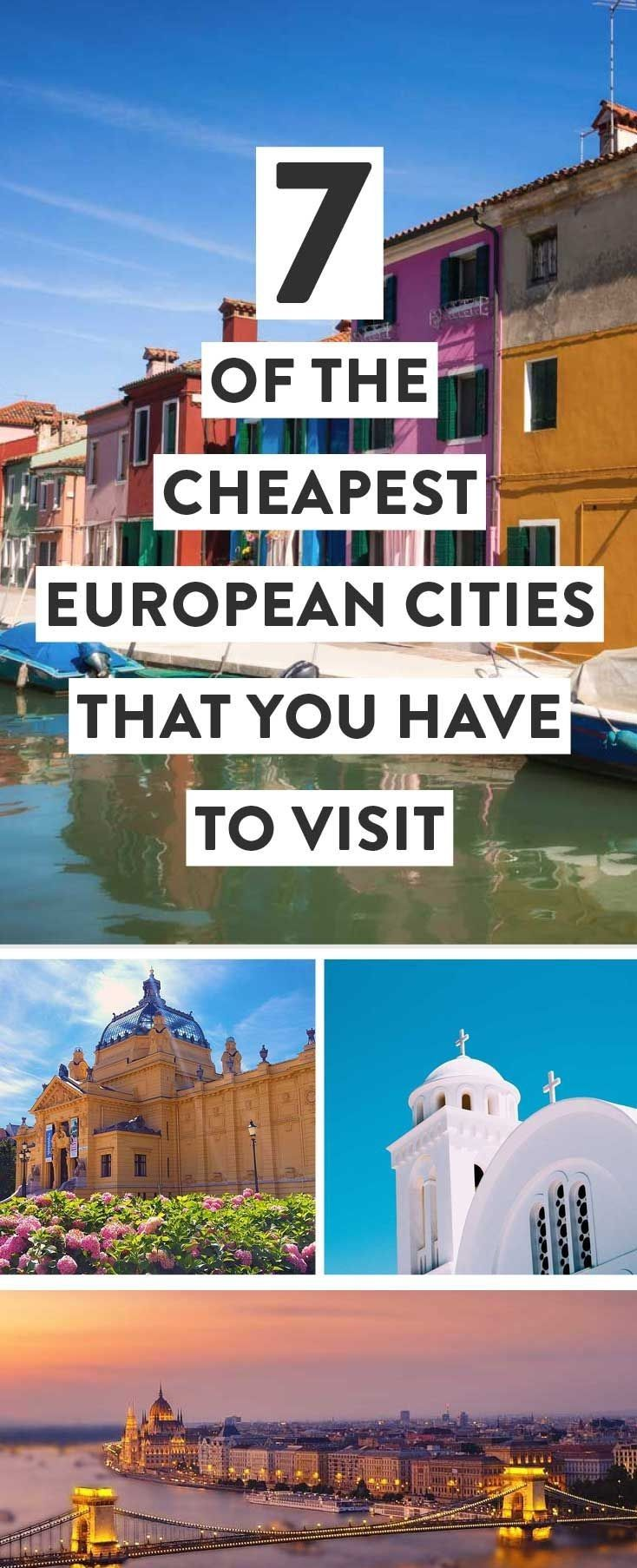 7 Of The Cheapest Destination 😍 Money Save 👏