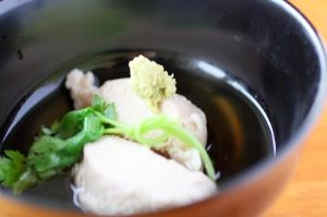 buckwheat mochi 簡単!老舗のお蕎麦屋さんから習った♪そばがき by 料理研究家 熊谷真由美|簡単作り方/料理検索の楽天レシピ