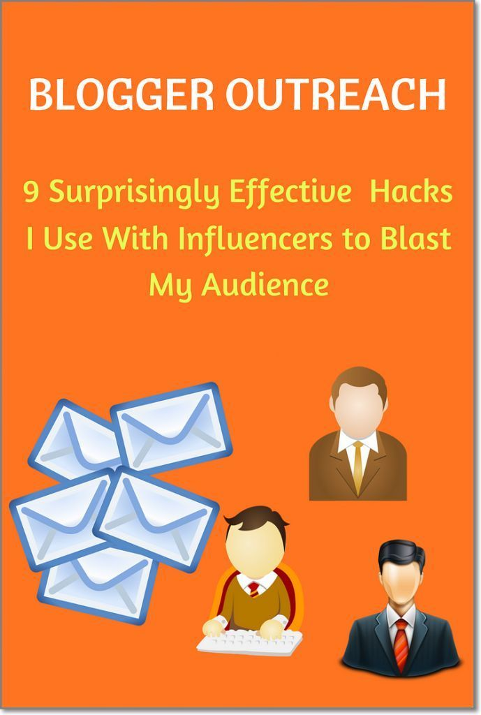 Blogger Outreach: 9 Surprisingly Effective Hacks I Use With Influencers to Blast My Audience. These are the most effective influencer marketing strategies suitable for any type of bloggers. This blog post covers everything on these topics: the best blogger outreach software, blogger outreach email templates, some case study examples, the best influencer marketing tool and more... If you're involved in blogging activities then you must try those strategies!
