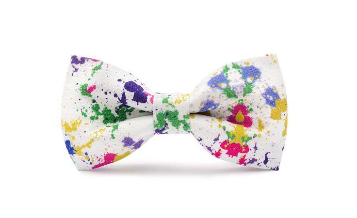marthu pre tied bow tie ARTIST m0182