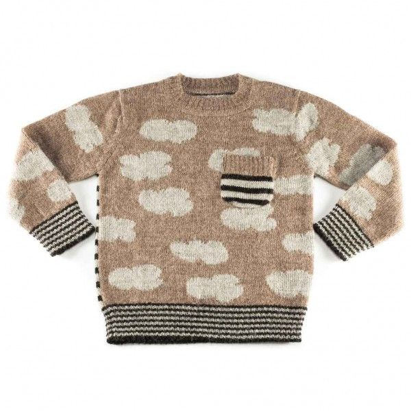 """Noch Mini Pullover """"Clouds""""   Pullis & Cardigans   Bekleidung & Accessoires   babyssimo!"""