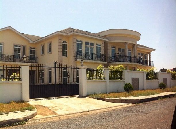 A Luxury Home In Accra Ghana The Africa We Dont See On TV - Ghana luxury homes