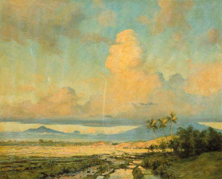 Carel Lodewijk Dake Jr. - Pemandangan