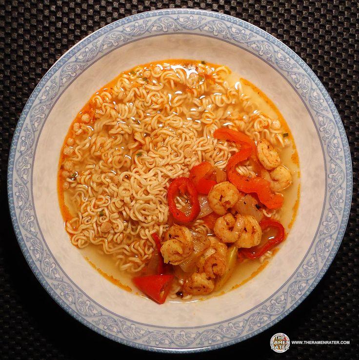Re-Review: Saigon Ve Wong Kung-Fu Mì Tôm Chua (Sour Shrimp Flavor) Instant Noodles Vietnam Flavor   The Ramen Rater