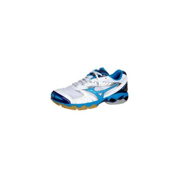 mizuno volleyball shoes | Buy cheap Women's Trainers Mizuno WAVE BOLT Volleyball shoes white ...