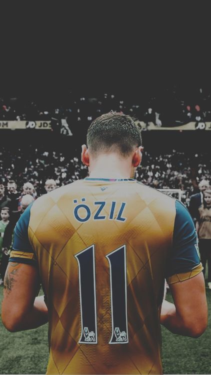 My favorite player - Ozil! ~ Arsenal