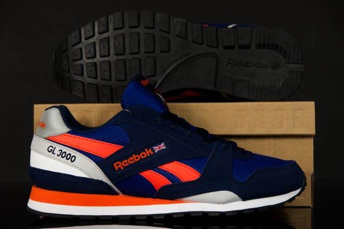 #Buty #Reebok dla osób ceniących klasykę i #oryginalność w #sportowym #akcencie. Reebok GL 3000 V67653 to buty przeznaczone do codziennego użytku o smukłym kształcie oraz oryginalnej i zawsze modnej #kolorystyce.