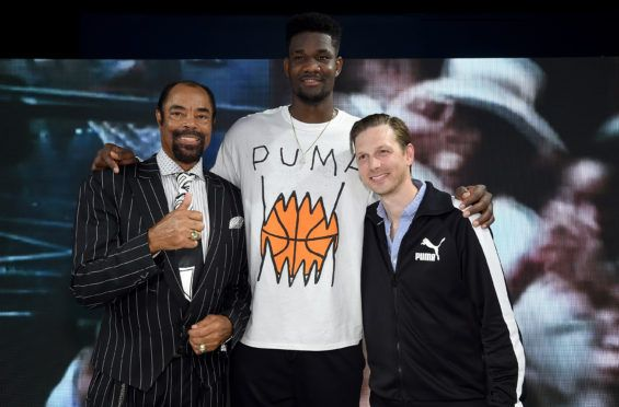 Puma Basketball Announces Return With Signing Of Deandre Ayton And Special Clyde Release Dr Wong Emporium Of Tings Web Magazine Nba Draft Puma Basketball