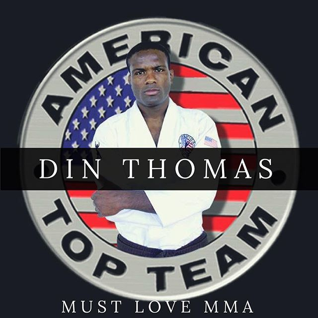 #AmericanTopTeam trains some of the best fighters in #MMA. #SusanCingari spoke to coach #DinThomas @dinthomas on this week's episode of #OutsideTheCage for #MustLoveMMA.com.   Check out the full interview now  Link in my profile!  Don't forget to like  and follow for all the latest MMA news!  Every fighter  has a story   Are you a fighter? If you want to be interviewed by Susan Cingari visit MustLoveMMA.com and fill out the contact form!   #mixedmartialart #martialarts #mmanews #mlmma…