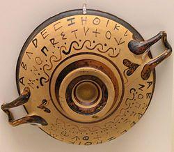 History of the alphabet - Wikipedia, the free encyclopedia