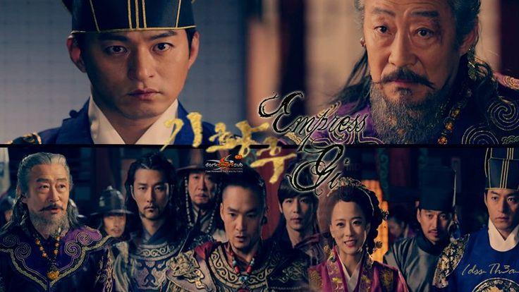 기황후 / Empress Gi [episode 5] #episodebanners #darksmurfsubs #kdrama #korean #drama #DSSgfxteam -TH3A-