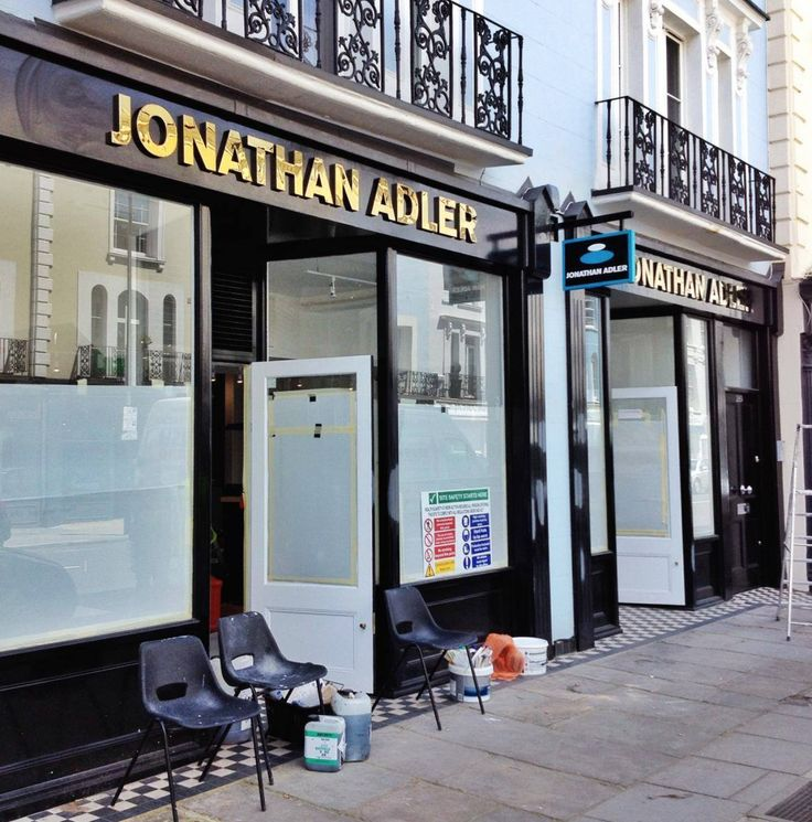 Look who's coming to Westbourne Grove.....