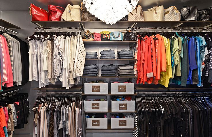 How To Maximize Closet Space And Eliminate Clutter Marie