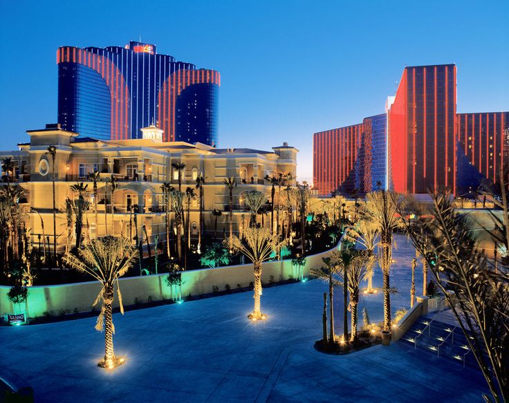 Rio All-Suite Hotel & Casino, Las Vegas