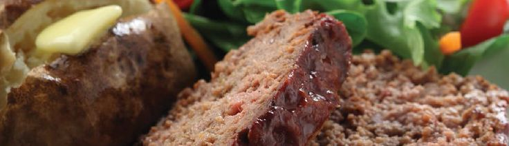 BBQ Glazed Meatloaf