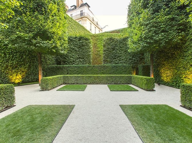 Fabulous garden designed by Quincy Hammond.