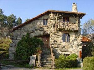 originales mira estos modelos de casas bonitas campestre
