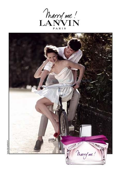 Lanvin Marry Me! Fragrance Ad Campaign [video] photo