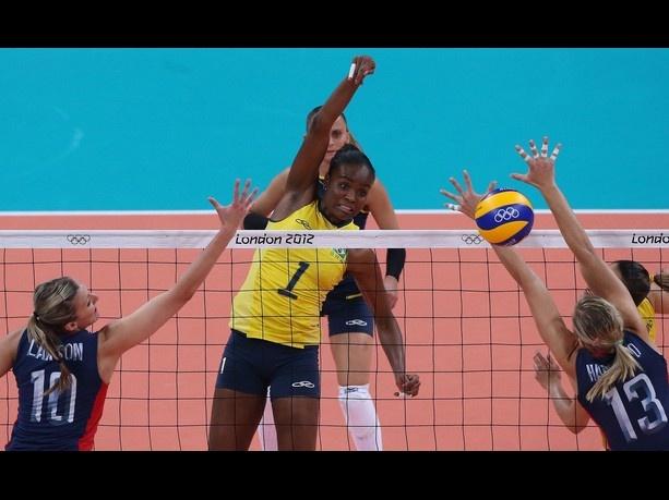 Fabiana Claudino, Brazil