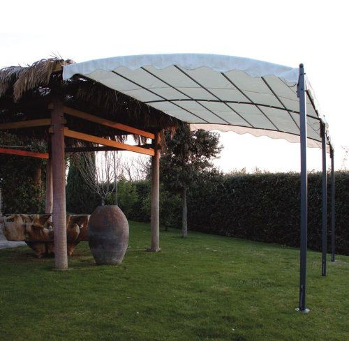 Oltre 25 fantastiche idee su gazebo per giardino su for Idee portico florida