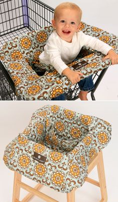 A Few of My Favorite Things: Balboa Baby Shopping Cart Cover