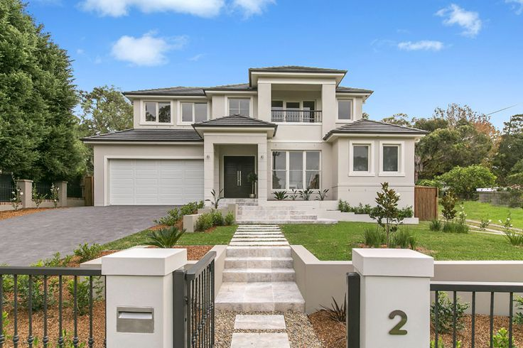 Would you like to come home to the Ruby? Located at 2 Roma Road, St Ives the Ruby is a custom designed, five-bedroom luxury family home set on a large landscaped block.