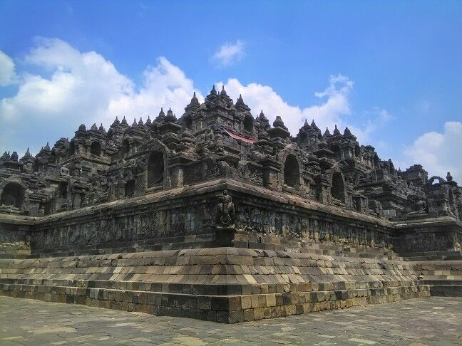The Magnificent Borobudur, Central Java
