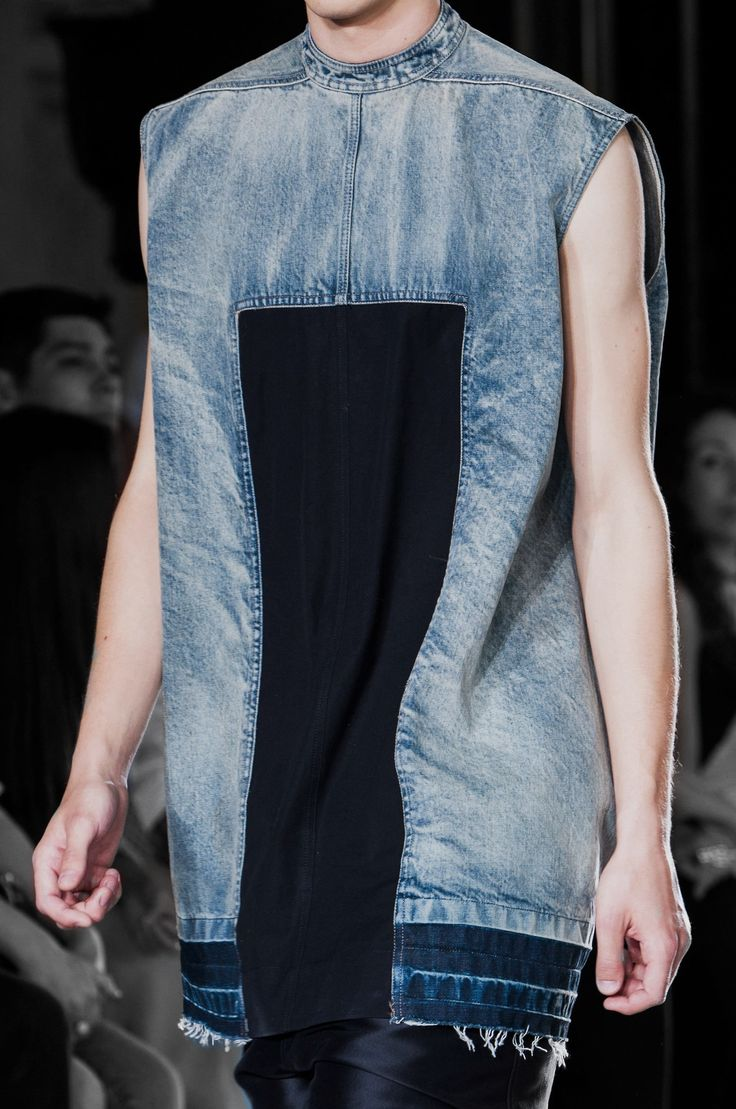 valleyblack:  Rick Owens S/S 2015  Follow Overdeauxis/Maison Obscurite,the new blog after been deleted!