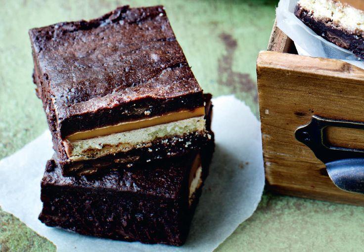 Brownies med din yndlingschokolade
