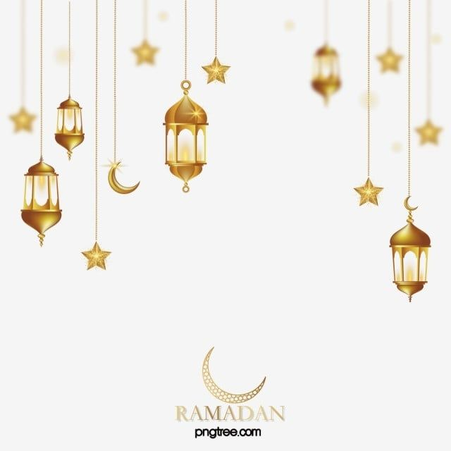 Three Dimensional Golden Ramadan Lantern Stars Moon Hanging Ramadan Moon Muslim Png And Vector With Transparent Background For Free Download Ramadan Lantern Hanging Frames Lanterns