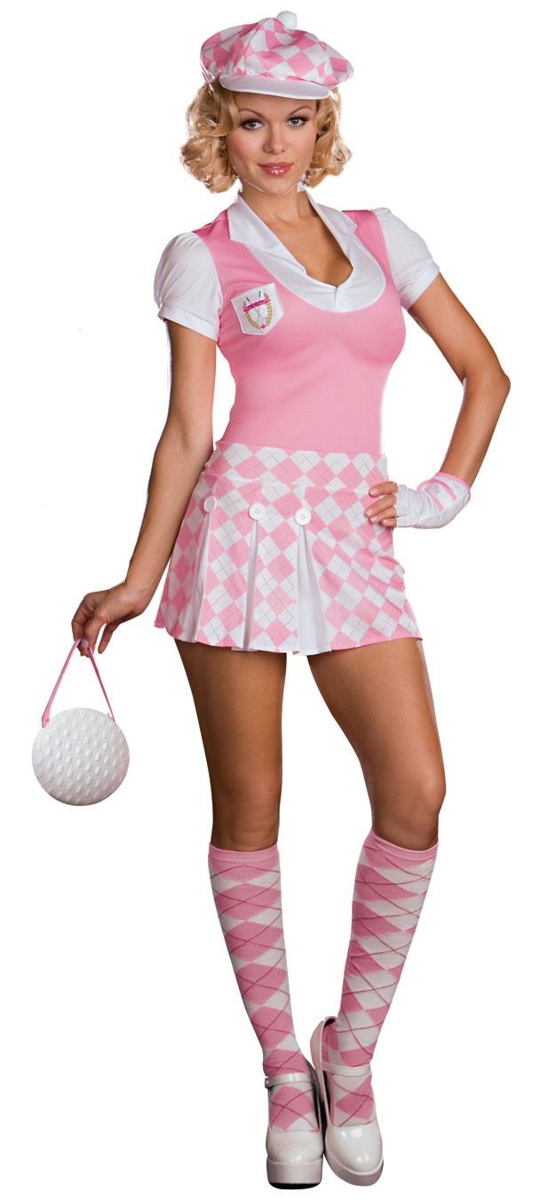 Sexy golf apparel