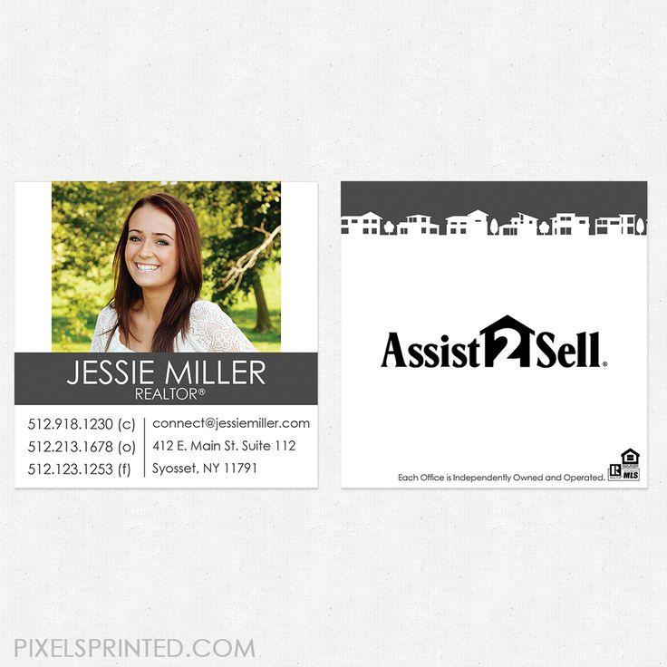 21 best BUSINESS CARDS - REALTORS images on Pinterest | Realtor ...