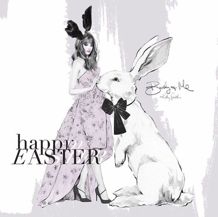 #Easter #Bunnies #HappyEaster @birdyandme| Be Inspirational ❥|Mz. Manerz: Being well dressed is a beautiful form of confidence, happiness & politeness