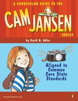 The Cam Jansen Series Curriculum Guide -- aligned to Common Core State Standards #CCSS #kidlit