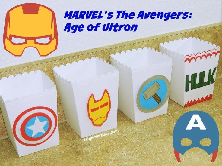 Halloween con Disfraces y Decoración de los Superhéroes de Avengers #AvengersUnite #Ad