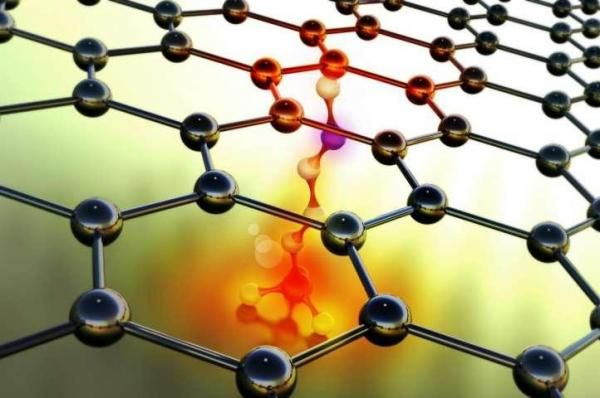 Cooling graphene-based film close to pilot-scale production. Heat dissipation in electronics and optoelectronics is a bottleneck in the further development of systems in these fields. Researchers have developed an efficient way of cooling electronics by using functionalized graphene nanoflakes.